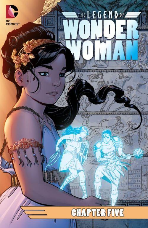The Legend of Wonder Woman #4 – 5