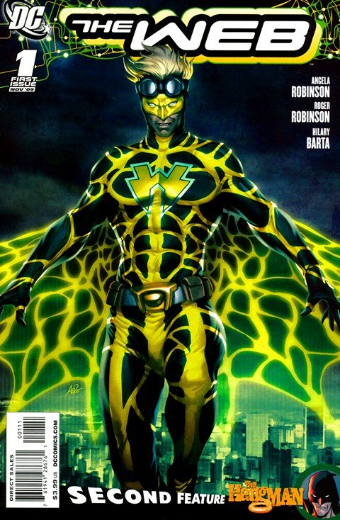 The Web #1 – 10