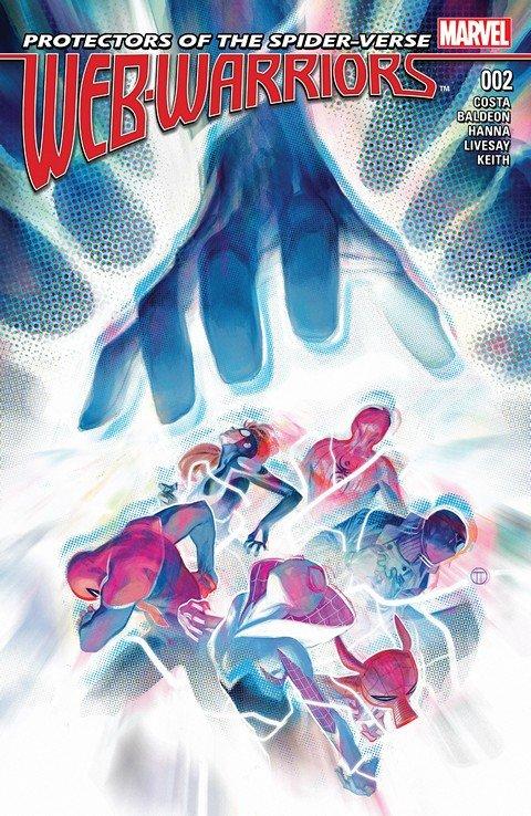 Web-Warriors #2