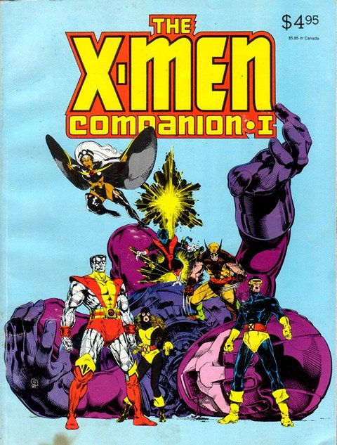 X-Men – Companion I + II