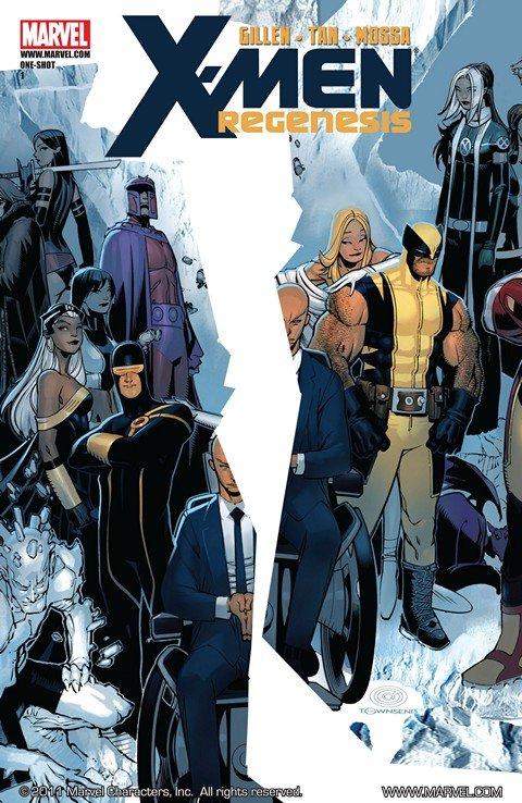 X-Men – Regenesis (Story Arc)