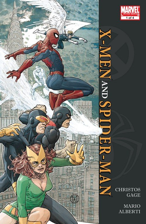 X-Men – Spider-Man #1 -4