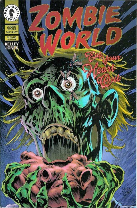 Zombie World (Dark Horse) (Collection)
