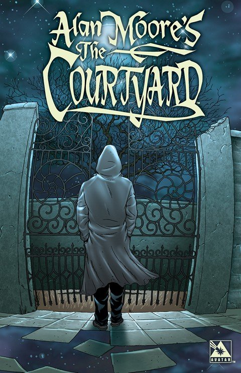 Alan Moore's The Courtyard (Color Edition) (2009)