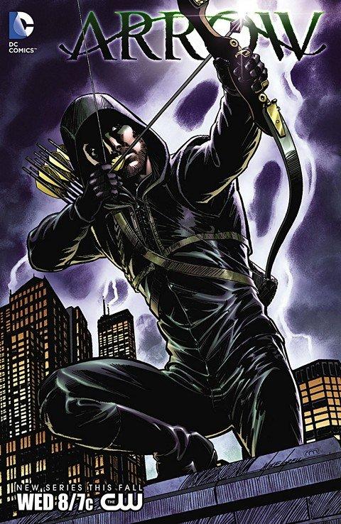 Arrow #1 – 36