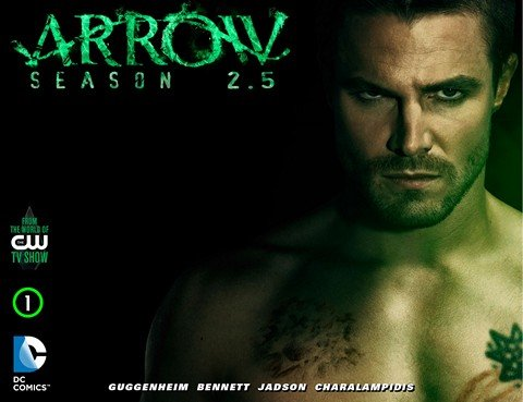 Arrow – Season 2.5 #1 – 24