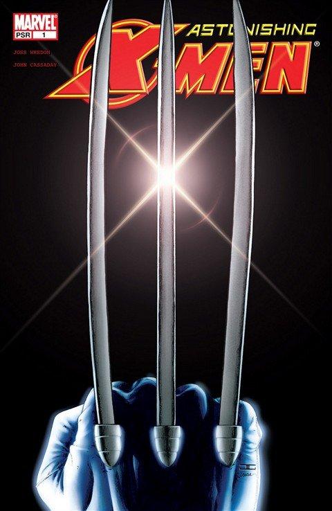 Astonishing X-Men (#1 – 6) – Gifted