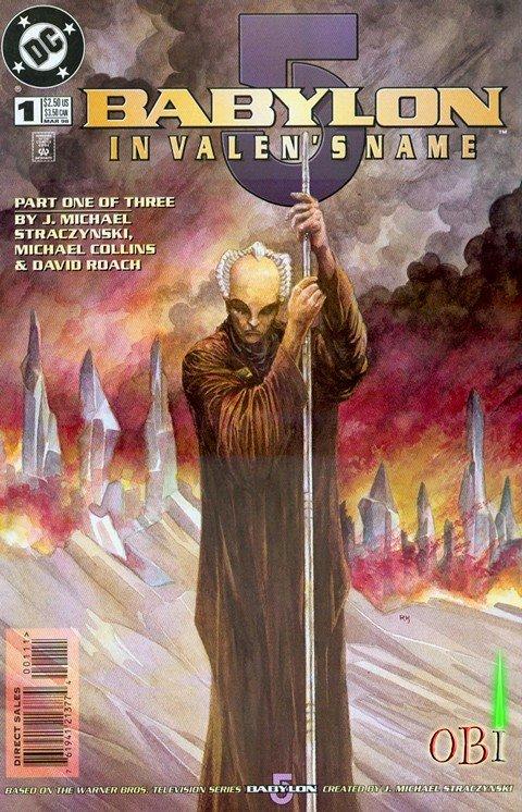 Babylon 5 – In Valen's Name #1 – 3