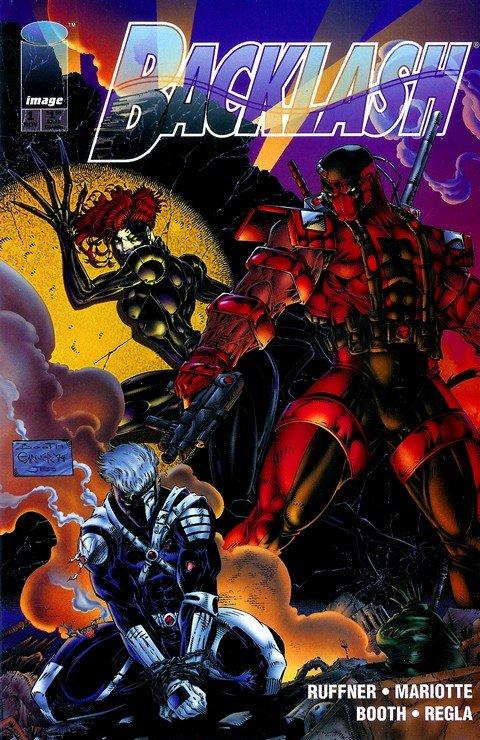 Backlash #1 – 32 (1994-1997)
