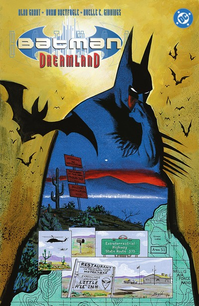 Batman – Dreamland #1 (2000)