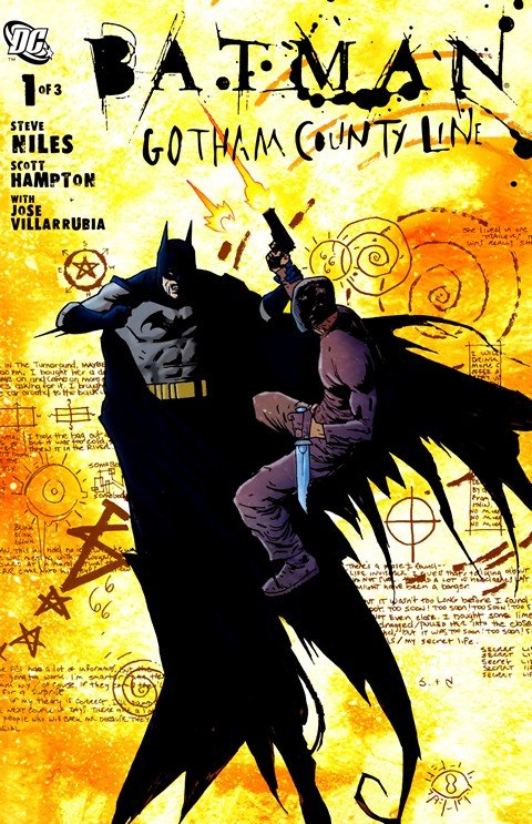 Batman – Gotham County Line #1 – 3