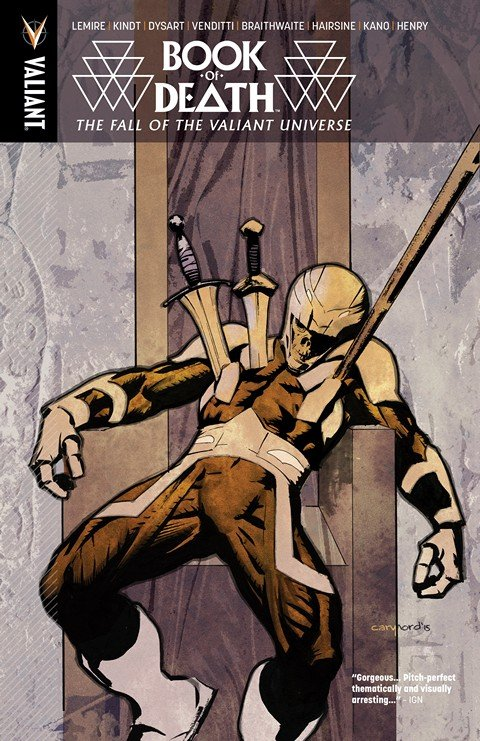 Book of Death – The Fall of the Valiant Universe