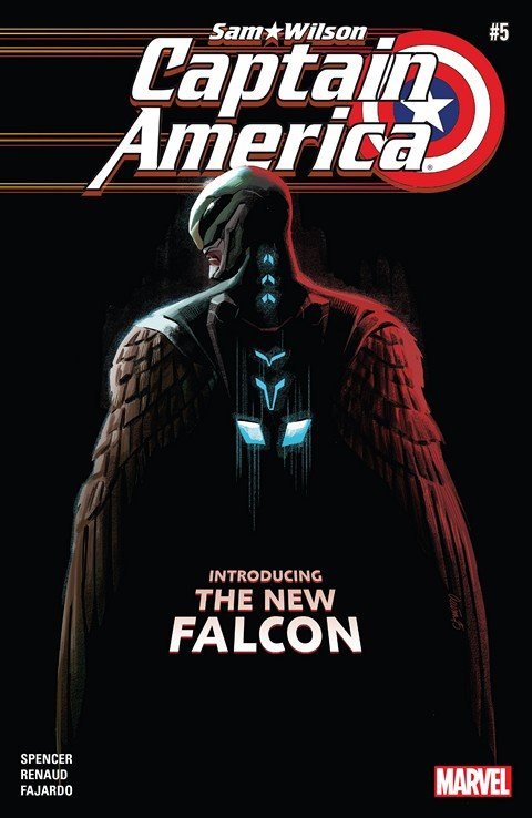 Captain America – Sam Wilson #5