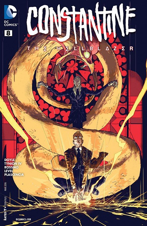 Constantine – The Hellblazer #8