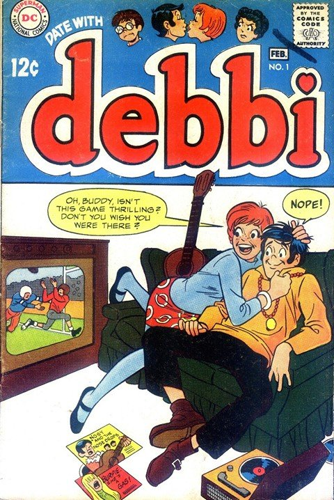 Date With Debbi #1 – 18