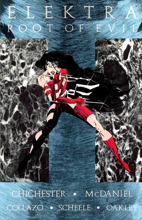 Elektra – Root of Evil #1 – 4 (1995)