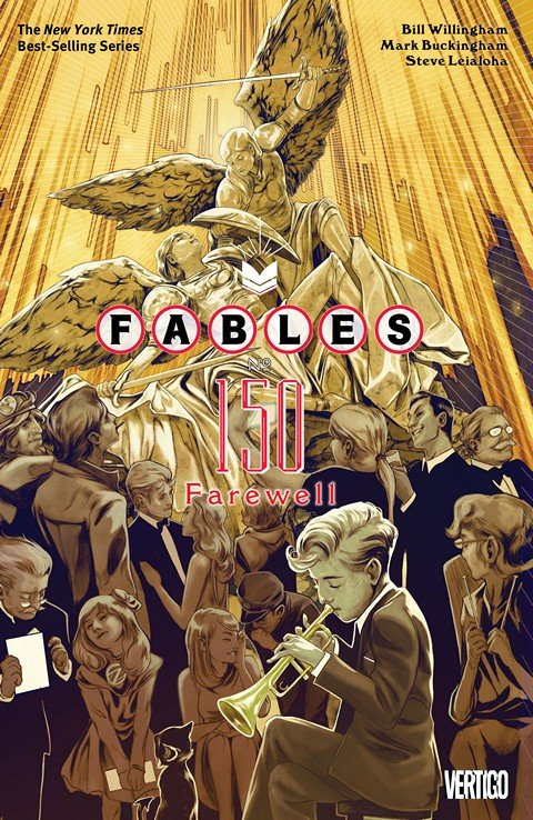 Fables Vol. 22 (#150) – Farewell (TPB)
