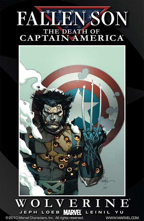 Fallen Son – Death of Captain America #1 – 5