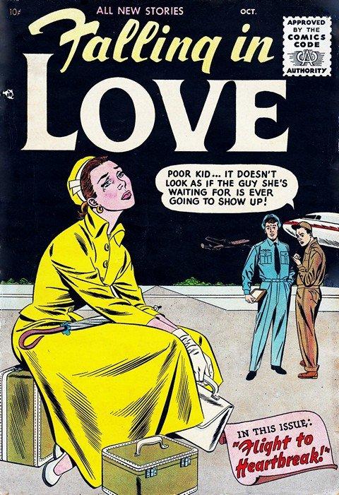 Falling In Love #1 – 143 (1955-1973)