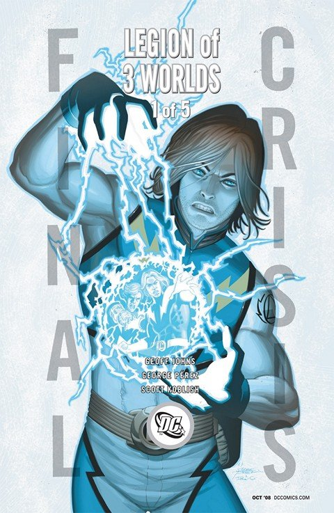 Final Crisis – Legion of Three Worlds #1 – 5