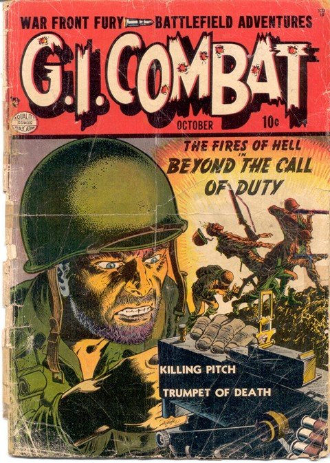 G.I. Combat Vol. 1 (#1 – 288) + Vol. 2 (#1 – 13) (Collection)