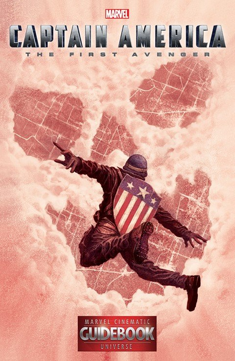 Guidebook to the Marvel Cinematic Universe – Marvel's Captain America – The First Avenger