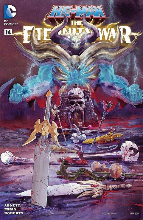He-Man – The Eternity War #14