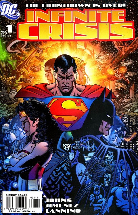 Infinite Crisis (Ultimate Collection)