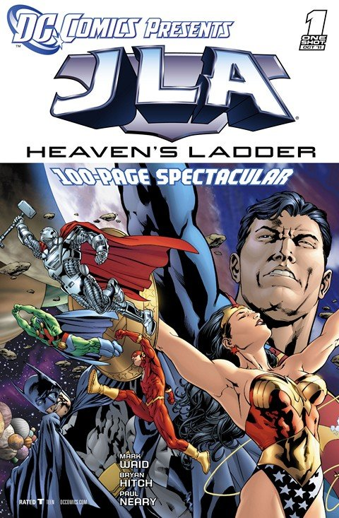 JLA – Heaven's Ladder