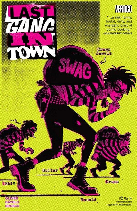 Last Gang in Town #2