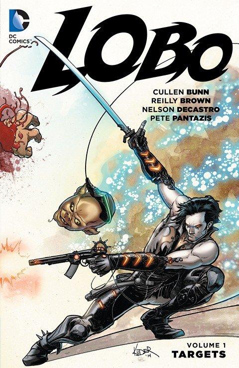 Lobo Vol. 1 – Targets