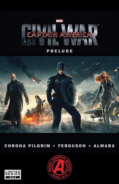 Marvel's Captain America – Civil War Prelude #3