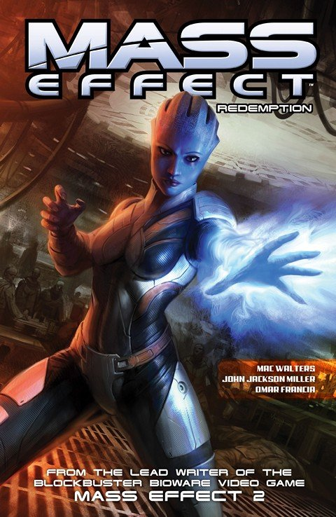 Mass Effect Vol. 1 – 4