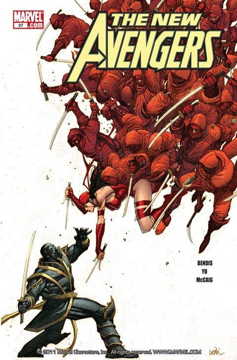 New Avengers – Revolution