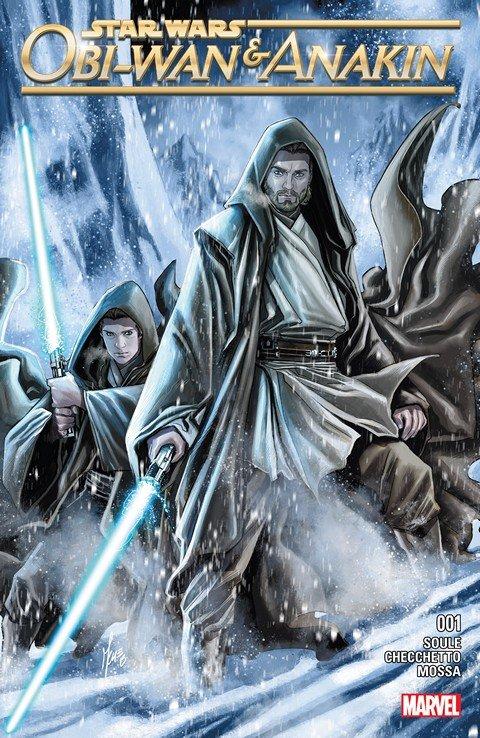Obi-Wan & Anakin #1