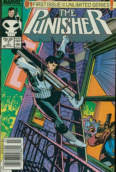 Punisher Vol. 2 #1 – 104 + Annuals