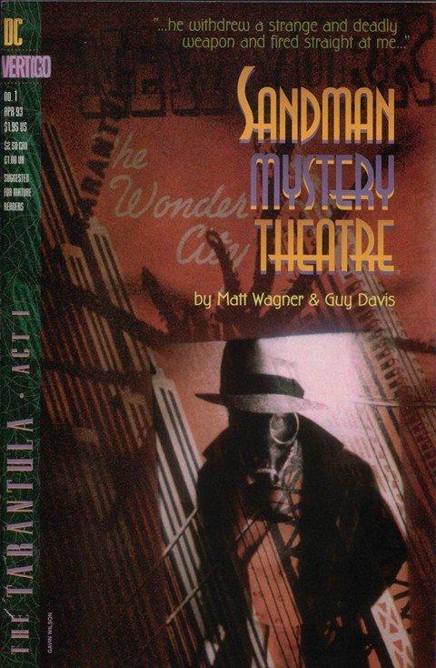 Sandman Mystery Theatre #1 – 70 + Annual #1 (1993-1999)