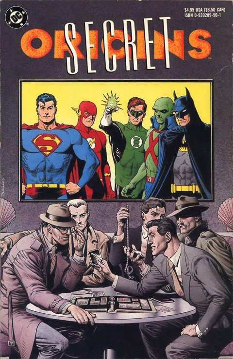 Secret Origins of the World's Greatest Super-Heroes (TPB)