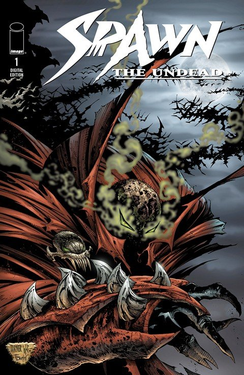 Spawn – The Undead #1 – 9 (1999-2000)