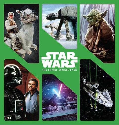 Star Wars – The Empire Strikes Back – 6 stories in 1