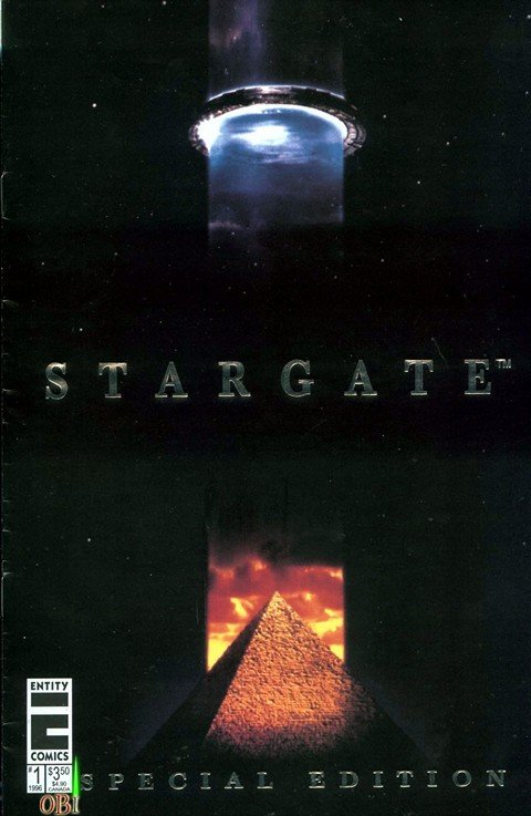 Stargate Comics (Collection)