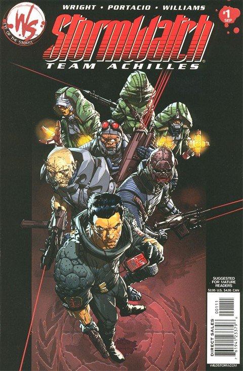 Stormwatch – Team Achilles #1 – 23