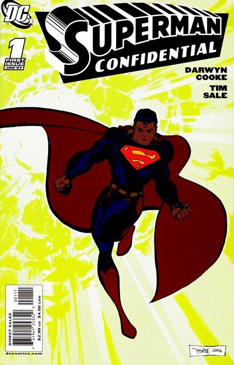 Superman Confidential #1 – 14