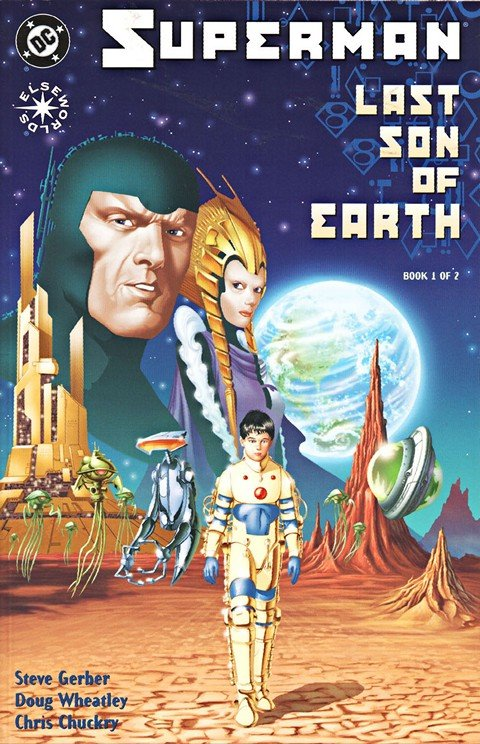 Superman – Last Son of Earth #1 – 2