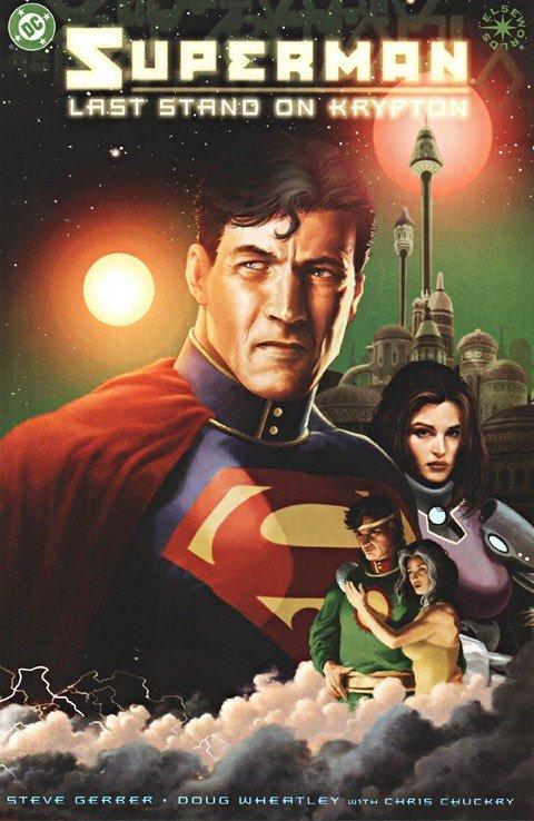 Superman – Last Stand On Krypton