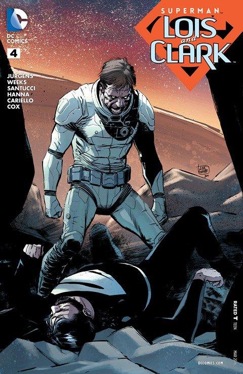 Superman – Lois & Clark #4
