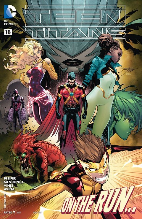 Teen Titans Vol. 5 – The New 52 (Collection)