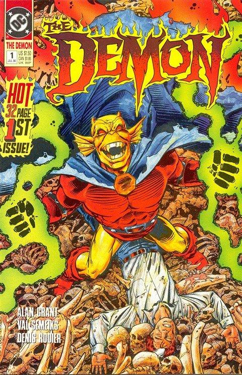 The Demon Vol. 3 #1 – 58 + Annuals (1990-1995)