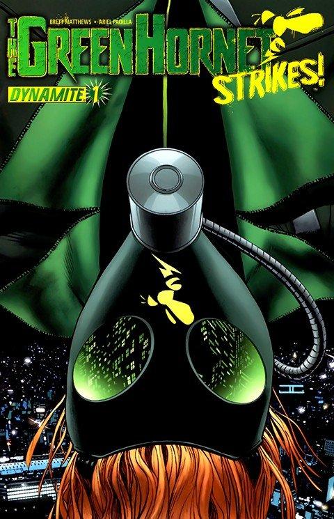 The Green Hornet Strikes #1 – 10
