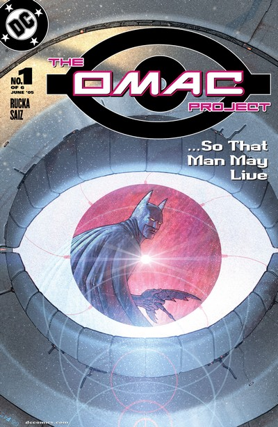 The OMAC Project #1 – 6 + Infinite Crisis Special (2005-2006)